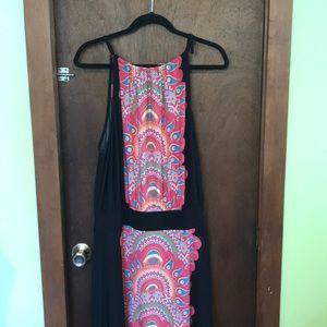 New York & Co. maxi dress